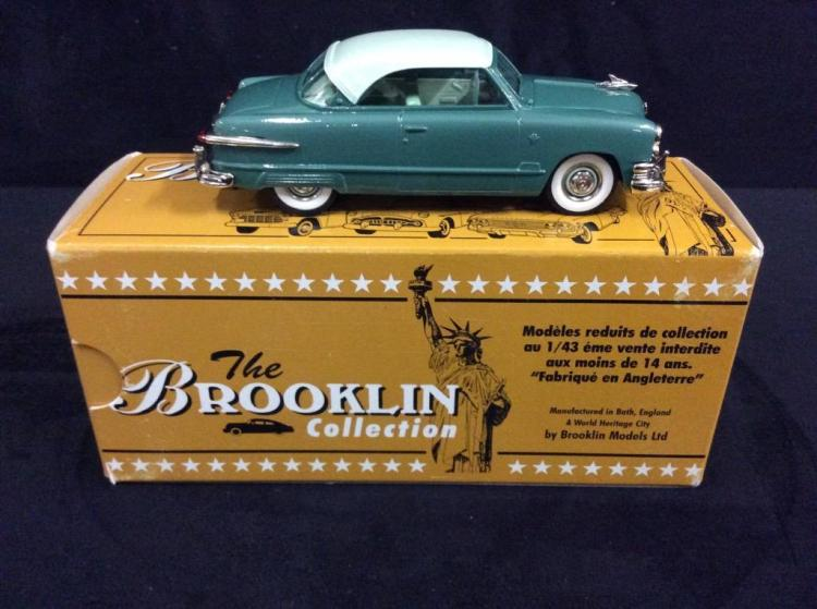 The Brooklin Collection 1951 Ford Victoria in box