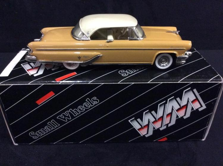 Western Models 1955 Lincoln Capri in box