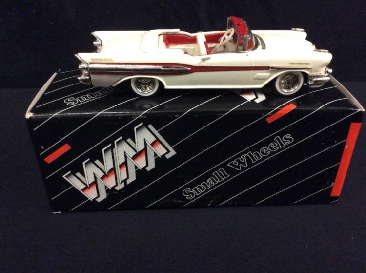 Western Models 1957 Pontiac Bonneville in box
