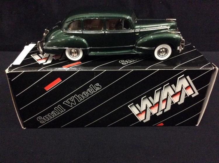 Western Models 1942 Hudson Custom Commodore Eight Sedan in box