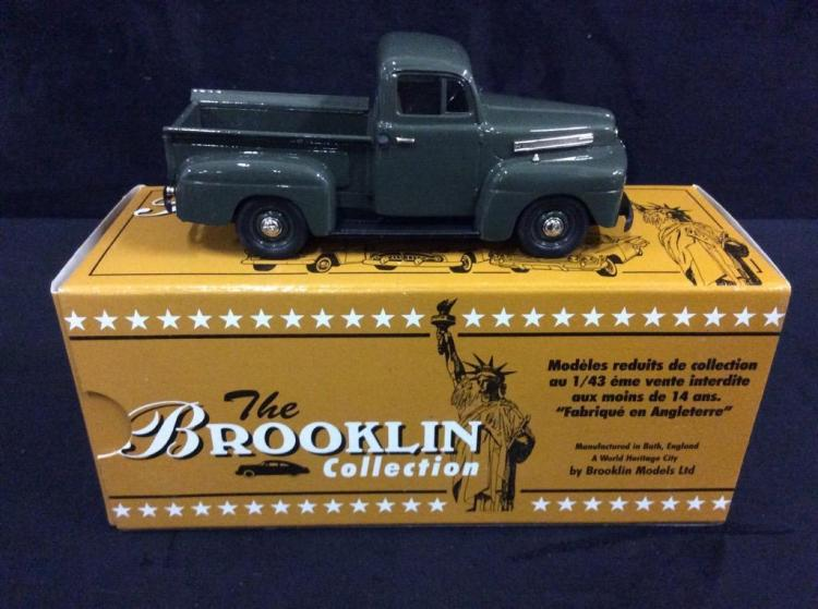 The Brooklin Collection 1948 Ford F-1 pick-up in box
