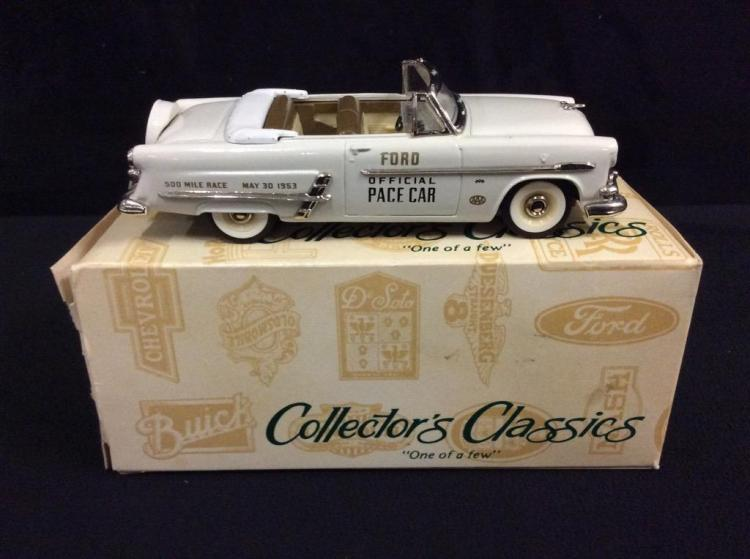 Collector's Choice 1953 Ford official Pace car