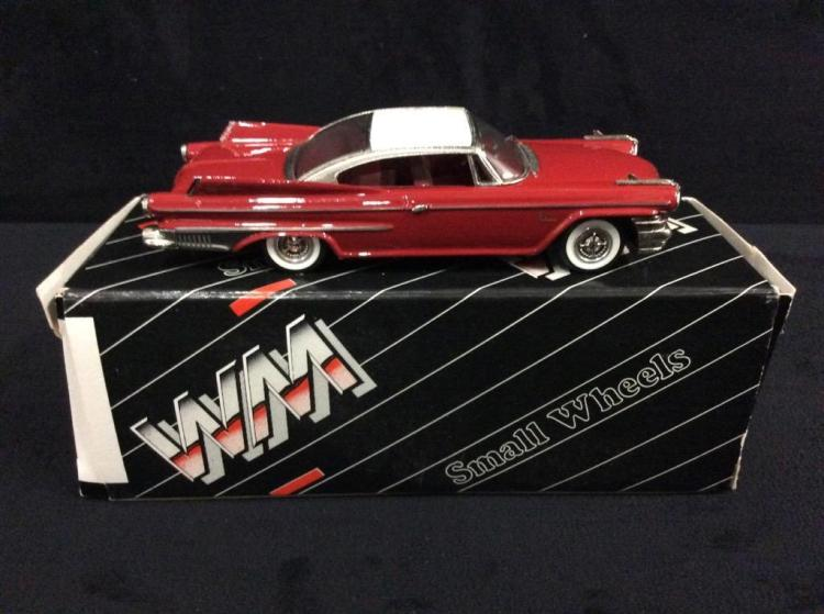 Western Models 1960 Dodge Polara in box