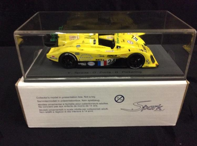 Spark Le Mans 2003 SCWR14 model car in box