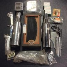 Harley Motorcycle Shop parts Liquidation Auction Part 1