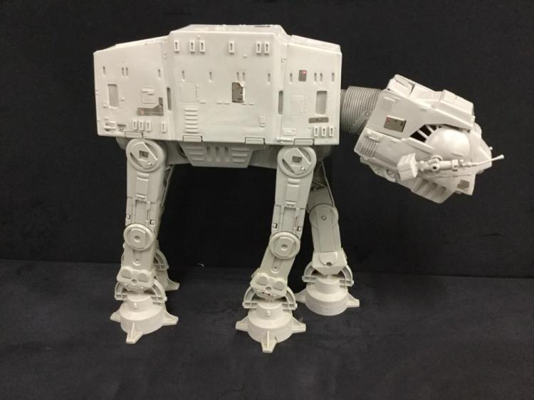 Vintage Star Wars Toy Imperial Walker AT-AT in good cond
