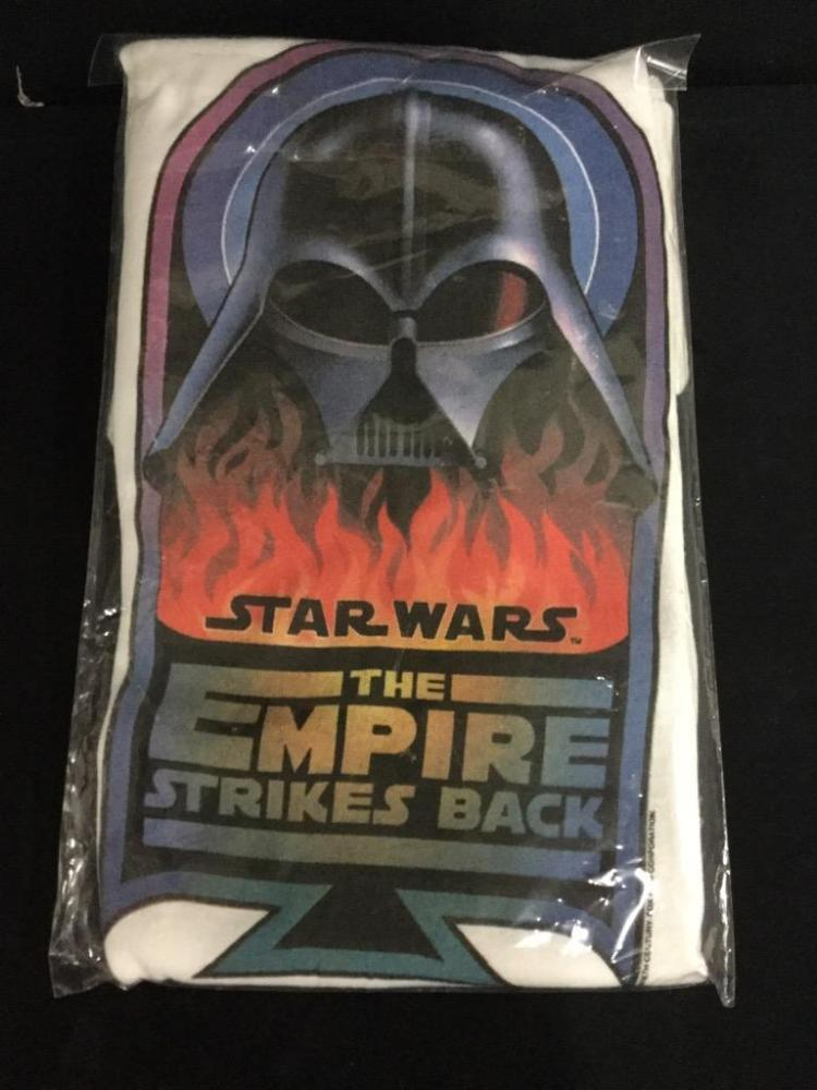 Rare Star Wars The Empire Strikes Back Promotional Staff only T-Shirt - new sz S