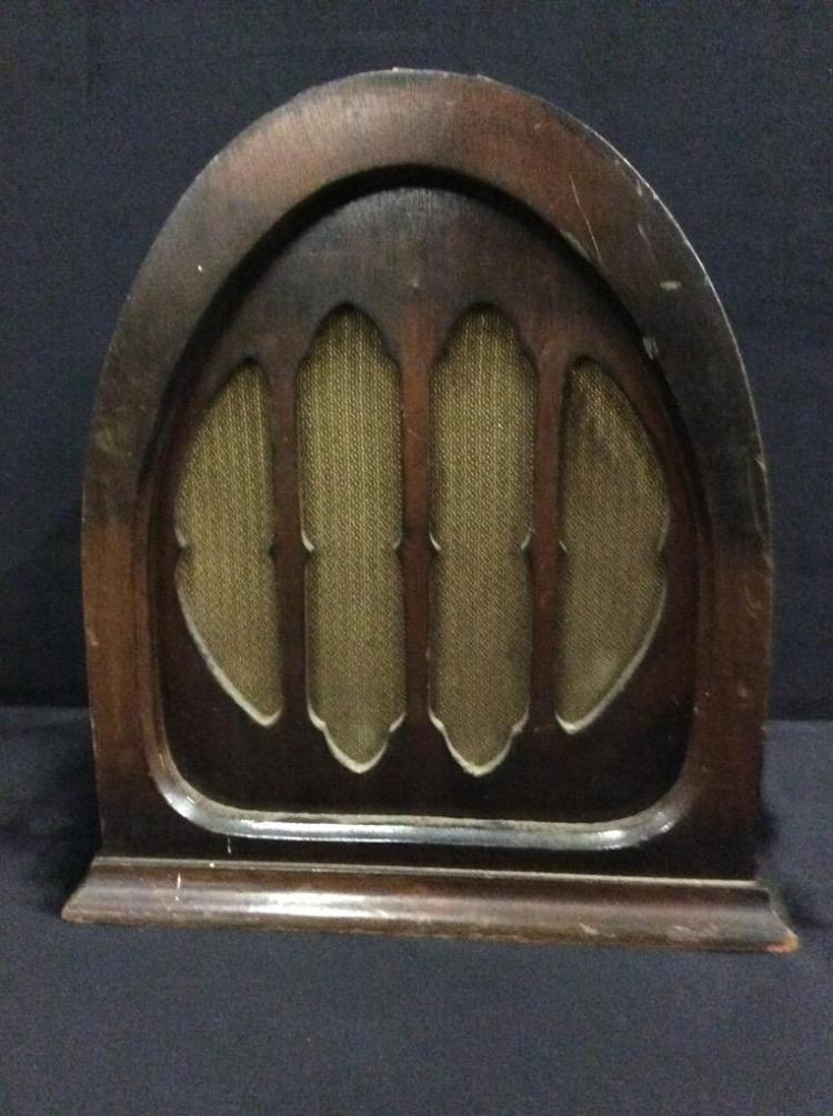 Vintage 40's Jensen Radio look Speaker in fair cond untested