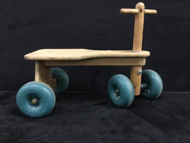 Vintage Galt Toys england Scooter