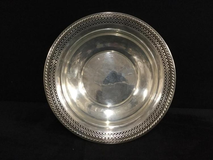 Lovely Sterling Silver plate - 170 grams