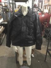 Napoline Genuine Leather Size Medium biker's Jacket