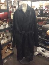 Navarre Leather Company Genuine Leather size XXXL Biker's Jacket in great condition