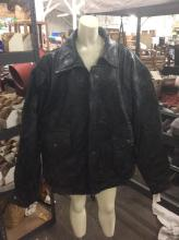 Napoline Genuine Leather size 2XL Biker's Jacket in great condition