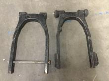 2 piece motorcycle frame, good condition