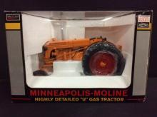 Minneapolis Moline highly detailed