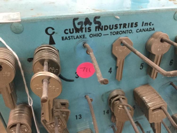 curtis industries key machine