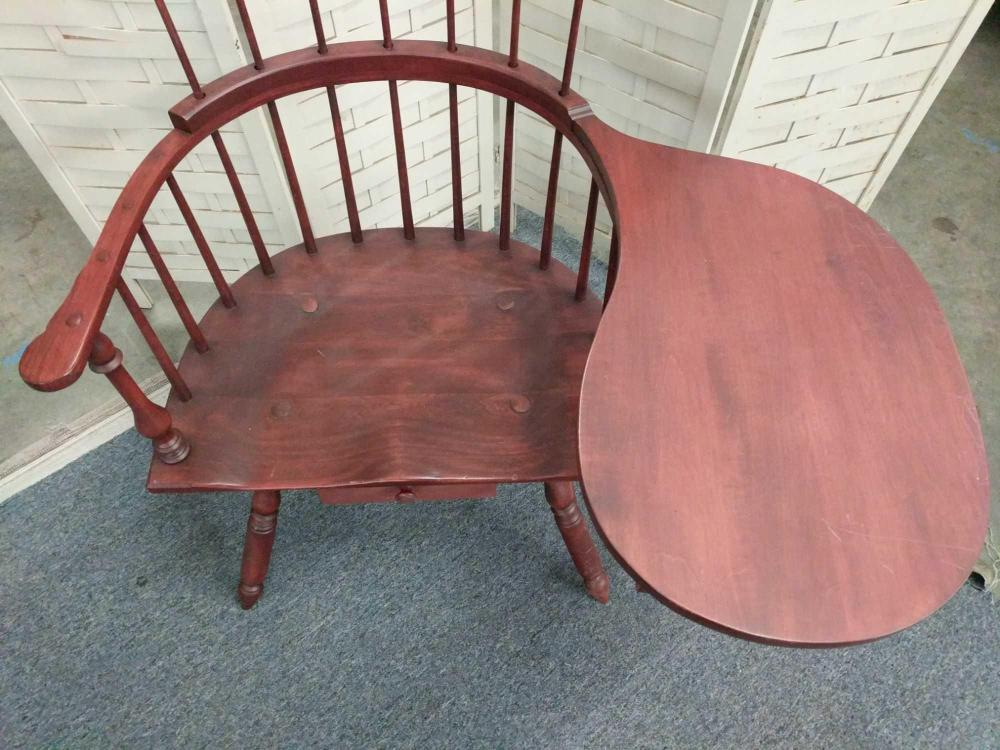 Prime Antique Windsor Back Childs Wood Desk Chair Uwap Interior Chair Design Uwaporg