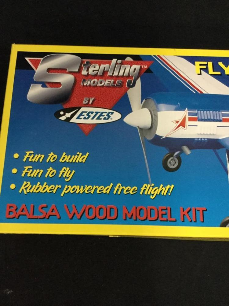 Flying Model Airplane Kits