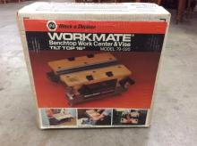 Black & decker workmate model 79-020 portable work bench and vise system, brand new in box!