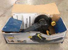 A Chicago electric double cut saw model 68316 in box, like new