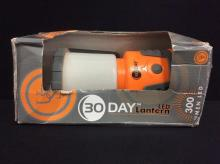 A UST 30 day LED camping / hiking lantern, brand new