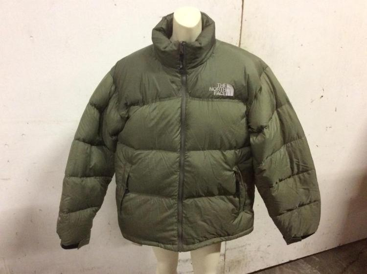 Lot 189 A North Face 700 Goose Down Fill Extreme Weather Jacket Size Large Like New