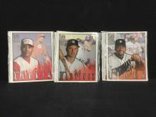 Donruss Studio 98' Baseball card set of 26 - some duplicates