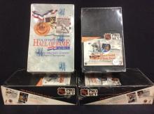 3 x 1991 Pro-Set sealed Hockey Hobby boxes 1 sealed impel US Olympics Hall Of Fame Hobby Box
