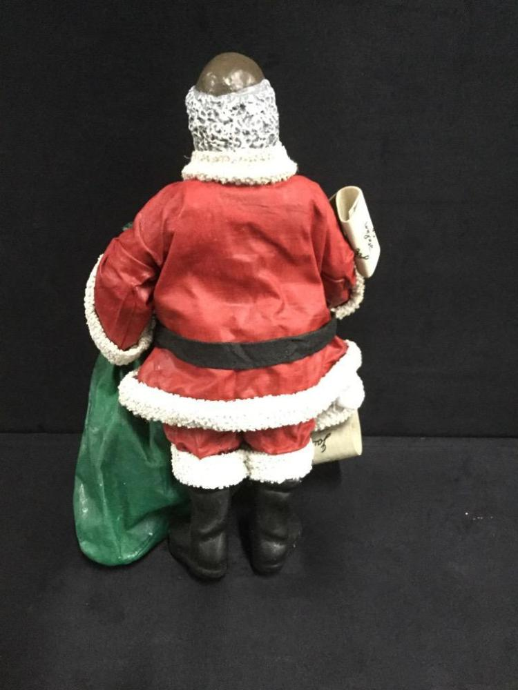 Best collectible santa figurines vintage