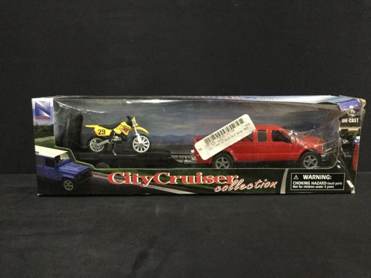 Circuit City Die Cast Car