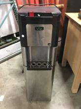 A Viva hot and cold water dispenser