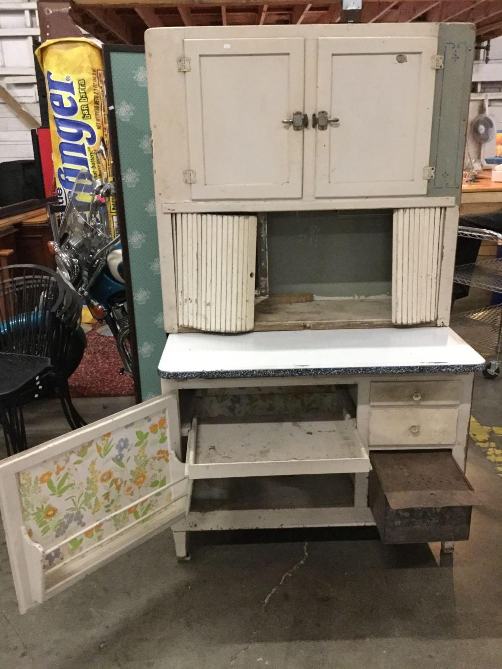 Antique Standard Furniture Co Seattle Wa Kitchen Storage Cabinet