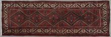 Persian Carpet, 3' 7 x 10' Provenance: Mount Hope Plantation, Copiah County, MS.