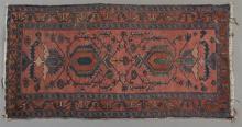 Sarouk Carpet, 3' 6 x 6' 4 Provenance: Mount Hope Plantation, Copiah County, MS.