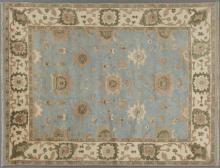 Turkish Angora Oushak Carpet, 8' 2 x 10' 2