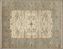 Turkish Angora Oushak Carpet, 8' 4 x 10'
