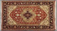Oriental Carpet, 3' 2 x 5' 3.