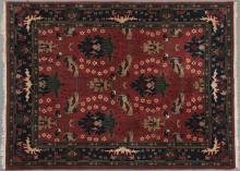 Oriental Carpet, 7' 9