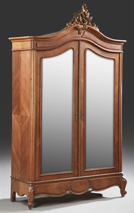 antique cabinets kitchen louisiana cypress cupboard 19th c the ogee crown lo 1258