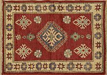 Kazak Carpet, 2' 6 x 3' 1.
