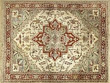 Anatolian Carpet, 8' 8 x 11'.