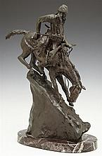 After Frederic Remington (1861-1909),