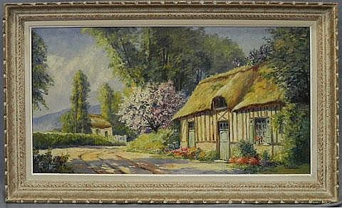 A. Franchet, perhaps Andre Franchet (1896-1961),
