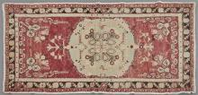 Anatolian Carpet, 2' 8 x 5' 7