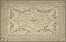 Louis Philippe Aubusson Carpet, 6' x 9'.