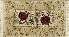 Bessarabian Floral Carpet, 2' 5 x 3' 9.