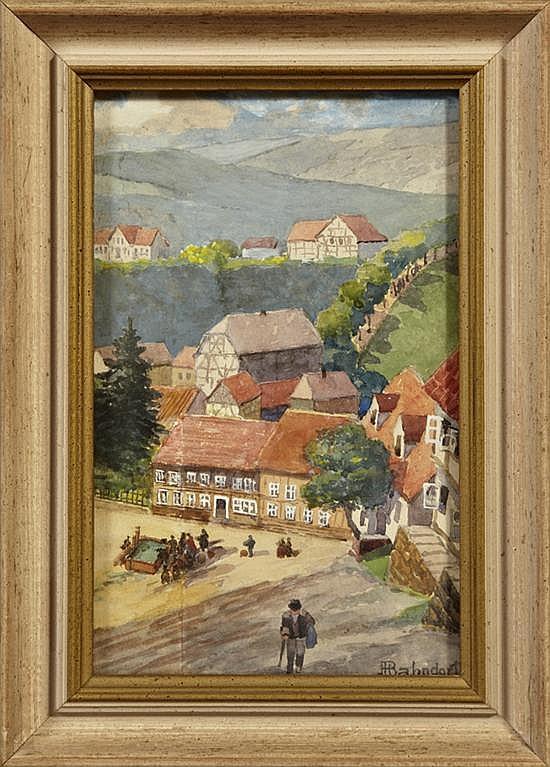 †H. Bahndorf,