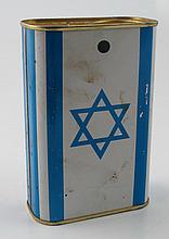 Money box with the Star of David - Keren Kaymeth Laisrael