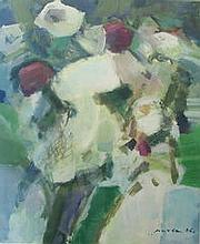 Zoltán Micska (Hungarian,1949 - ): Blossoming
