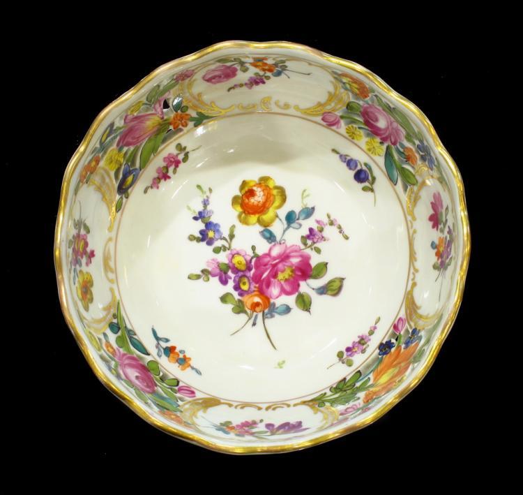 Alt-Wien porcelain bowl